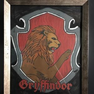 Gryffindor artwork